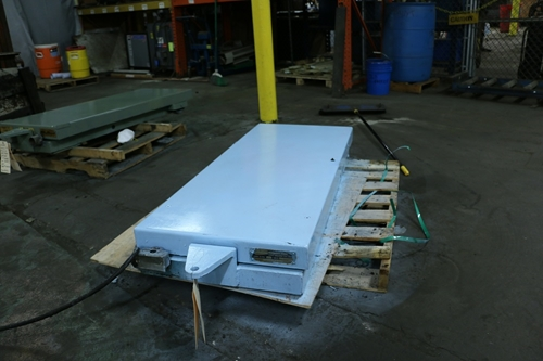 American Lifting Electric Palletizer Tables - 24