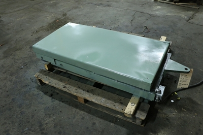 "American Lifting Electric Palletizer Tables - 24"" x 48"""