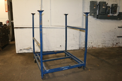 Used Mobile Stack Racks