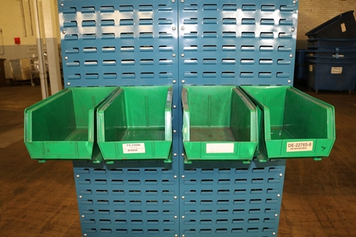 Used Storage Bins - AkroBins - 8