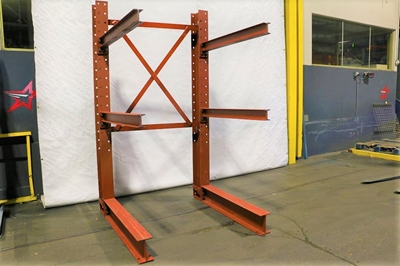 Used Super Heavy Duty Cantilever Rack
