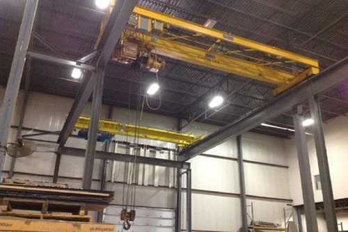 Used Bridge Crane