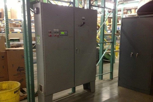 Used Conveyor Control Panels