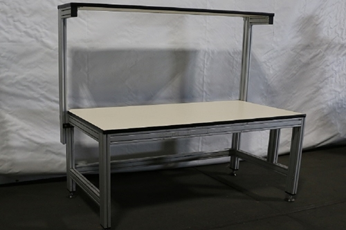 used packing table