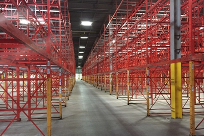 Used Structural Pallet Rack