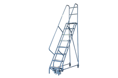 Tri-Arc 8-Step Rolling Ladders