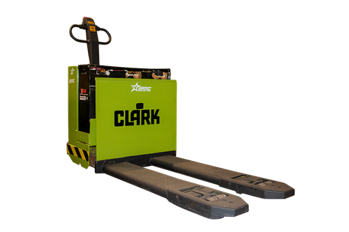 Used Clark MP-40 Electric Pallet Jacks