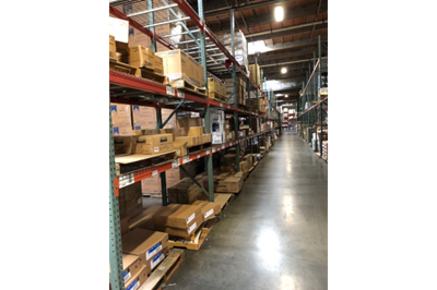 Southern California Racking Liquidation