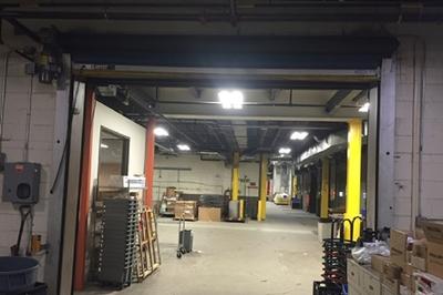 Used Rytec High Speed Door- 10\u0027 H & Used High Speed Doors for Sale by American Surplus Inc.