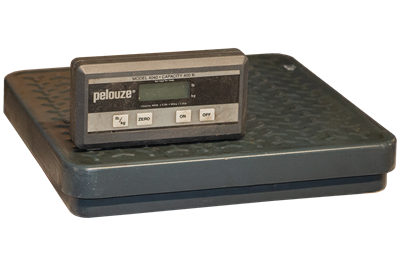 Used Pelouze Counting Scales