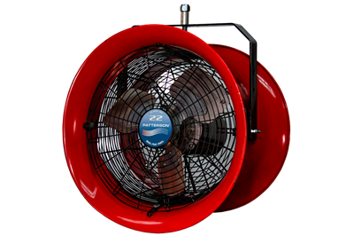 Used Patterson High Velocity Fans