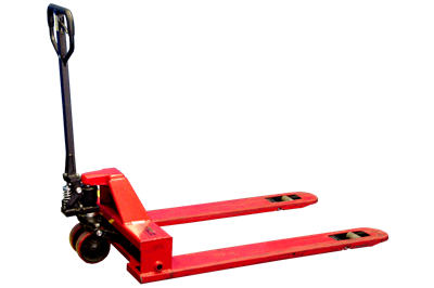 Used Wesco 4-Way Pallet Jack