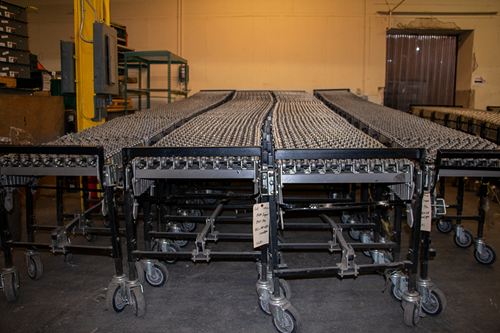 ~Used Bestflex 300 Decline Conveyor