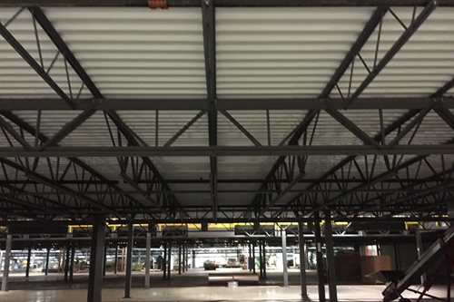 Used Steel Mezzanine 100 000 Sq Feet