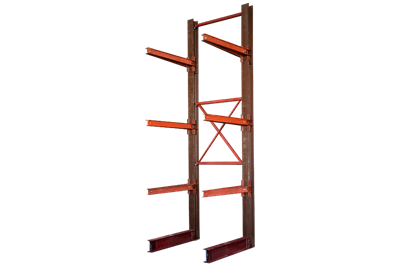 Used Structural Extra Heavy Duty Cantilever Rack