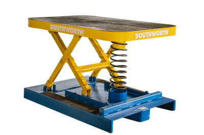 Southworth PalletPal Walkie Automatic Spring Level Loaders