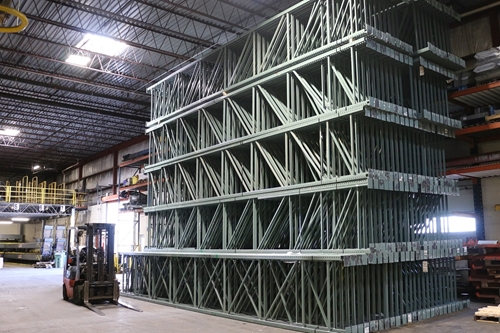 Used Pallet Rack Frames