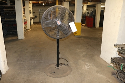 Used Airtech Pedestal Fans