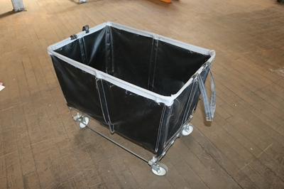 Used Industrial Vinyl Hampers