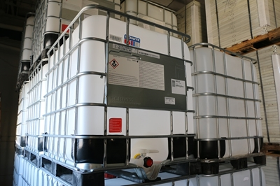 Used 275 Gallon IBC Totes