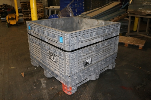 Used Bulk Containers