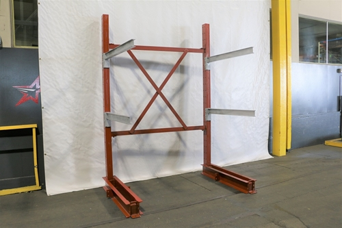 Used Light Duty Cantilever Rack
