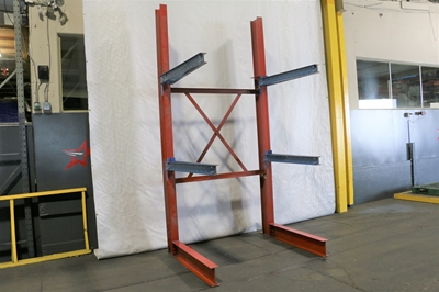 Used Regular Duty Cantilever Rack