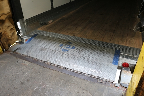 Used Edge Of Dock Leveler