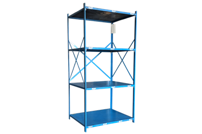 "36"" x 42"" InterRoyal Steel Shelving"