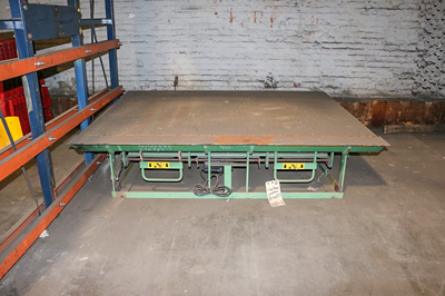 Used Kelly FX7X6 Dock Leveler