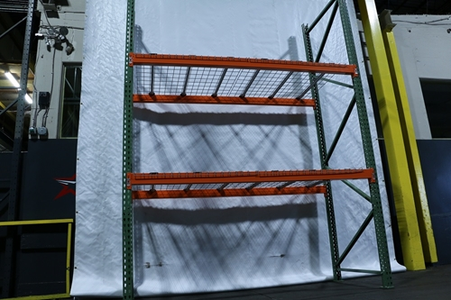 new teardrop pallet rack
