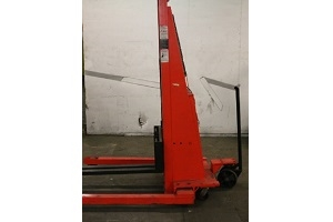 Used Presto PSA262 Stacker