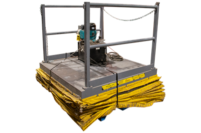 Used Pentalift DSL-Series Lift Tables