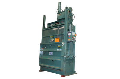 Used Selco V5-HD Vertical Baler