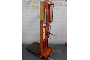 Used Lewis Shepard CH10 Stacker