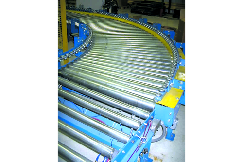 Used Conveyor Guard Rails