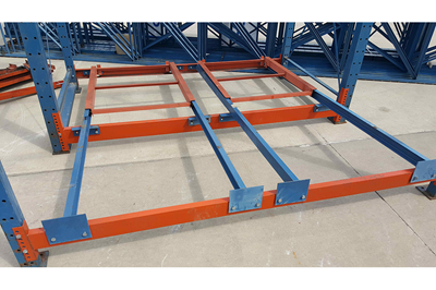 Used Frazier 2D x 4H Pushback Rack