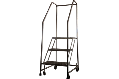 3-Step Ballymore Rolling Ladder