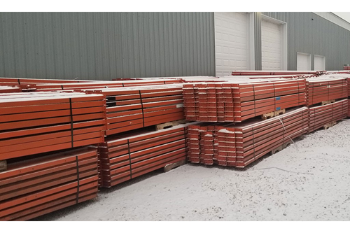 Used Teardrop Beams 132