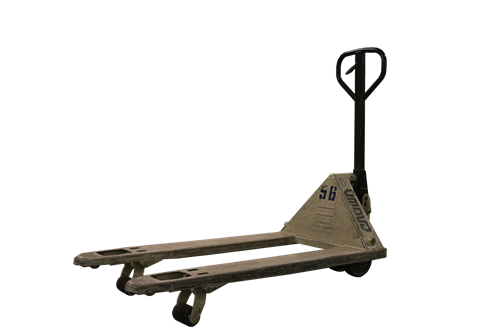 Used Crown PTH-50 Manual Pallet Jack