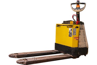Crown WP-2300 Series Electric Pallet Jacks