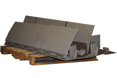 Used Surplus APS Edge of Dock Levelers