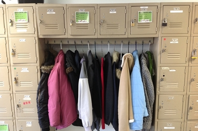 Used Garment Lockers