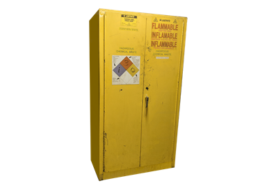 Justrite 55 Gallon Flammable Drum Cabinet