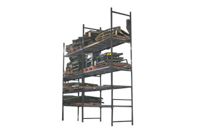 Used Inter-Lok Racking