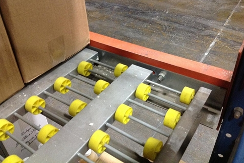Used Select-A-Flow Rack