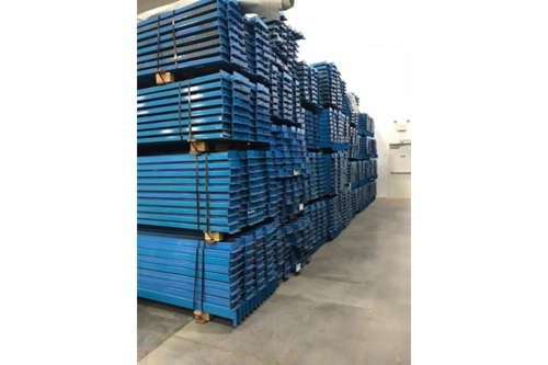 Used new Style Pallet Racking Uprights