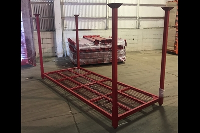 "New 48"" x 120"" Stack Racks"