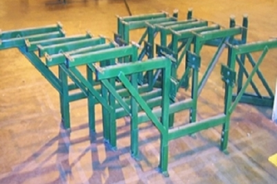 Used Pick Module Conveyor Stands