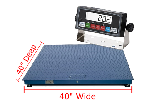 Prime Scales PS-F Floor Scales 40
